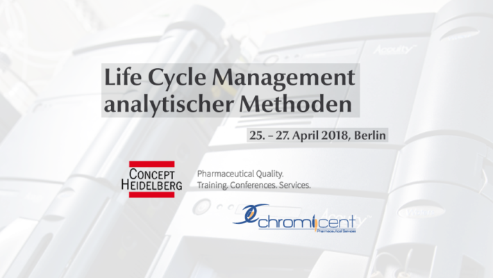 Life Cycle Management analytischer Methoden 2018