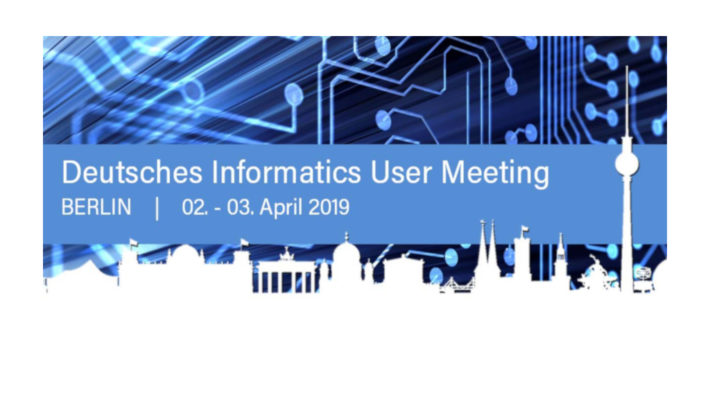 Waters: Informatics User Meeting