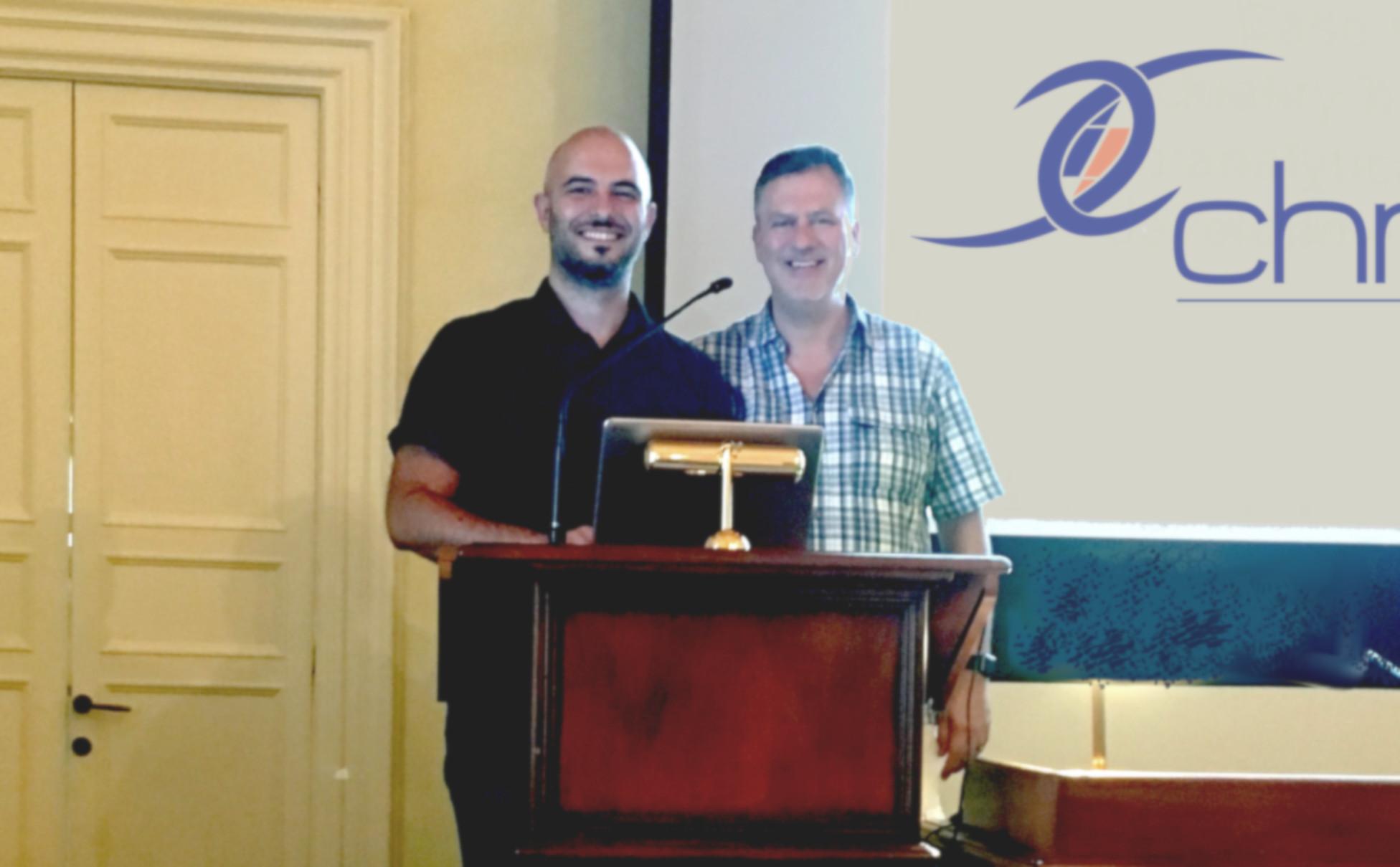 QbD-Vortrag an der Universität von Pavia