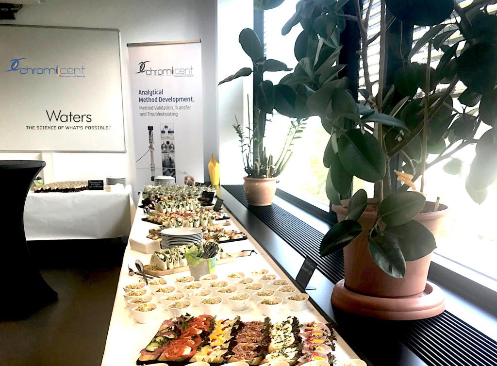 Pestizid Workshop – Waters bei Chromicent in Berlin-Adlershof